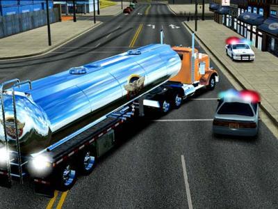 Aventuras de um caminhoneiro - 2 part 8